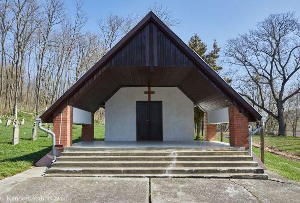 Almáskeresztúr temető