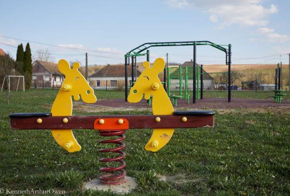Almamellék sportpark