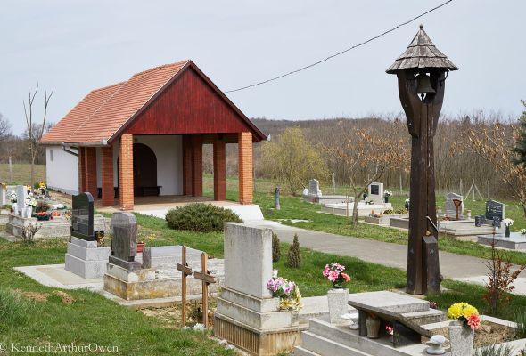 Csertő temető
