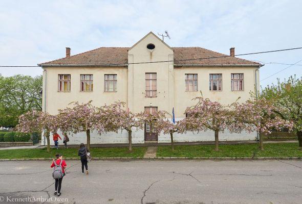 Mozsgó iskola