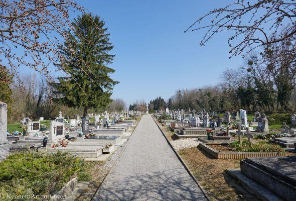 Mozsgó temető