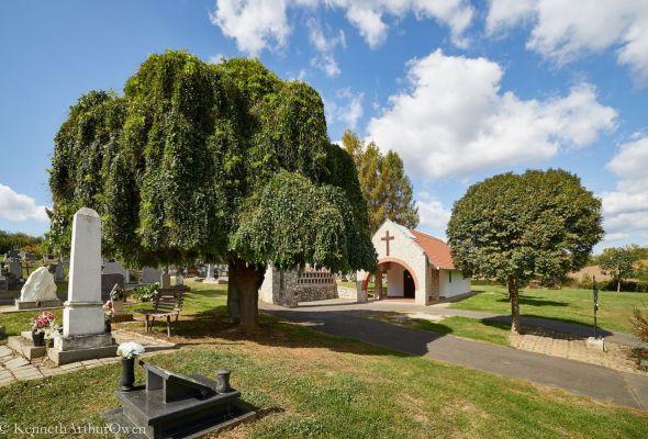 Szentlászló temető